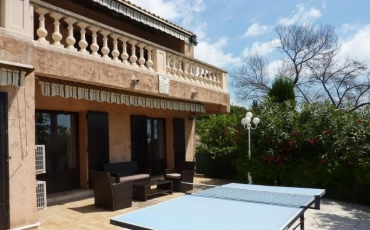 Beautiful 6 bedroom villa near Cannes with pool