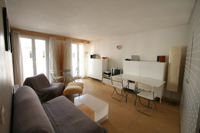 Lovely one bedroom apartment in a new residence