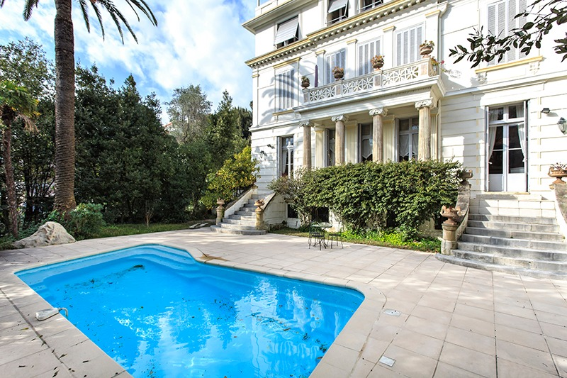 Fantastic 19th Century villa near the Croisette