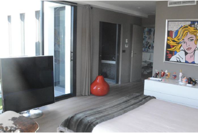 Spectacular Modern Cannes Villa