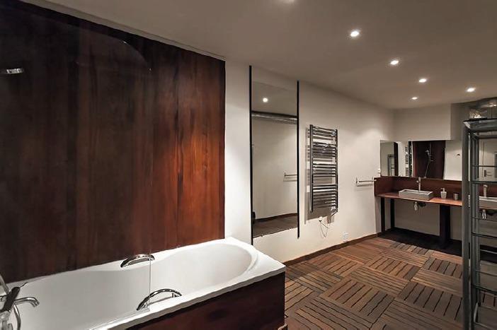 Five bedroom loft in Cannes centre