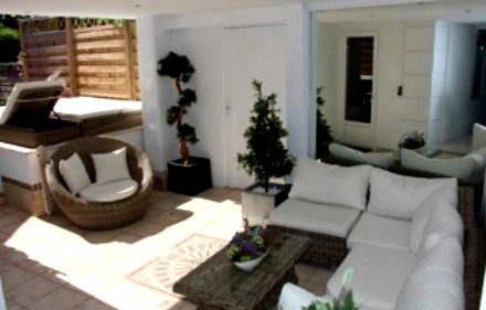Luxurious five bedroom villa in Cannes centre