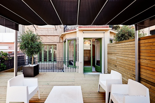 Luxury three bedroom apartment in the heart of Barcelona