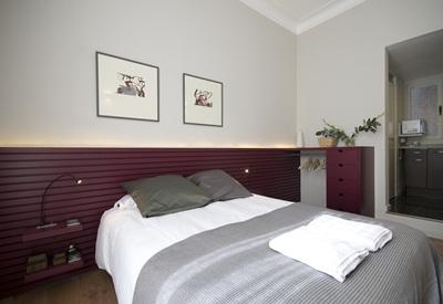 Elegant one bedroom apartment on Gran Vía
