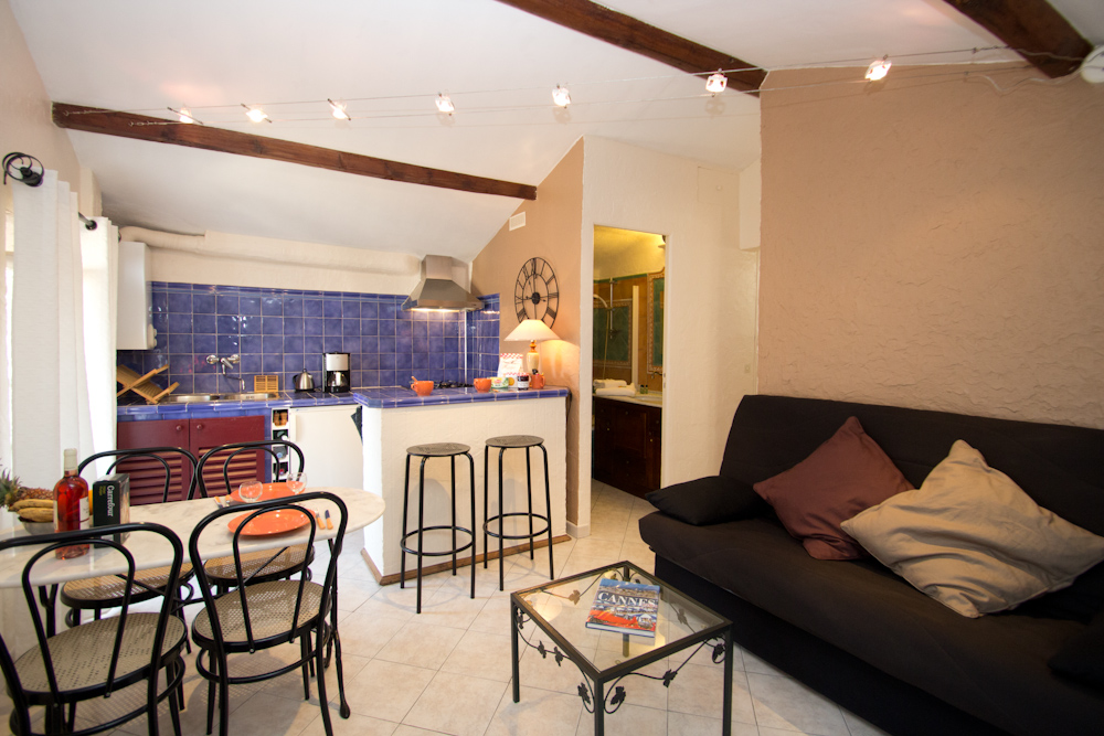 One bedroom apartment in the Suquet