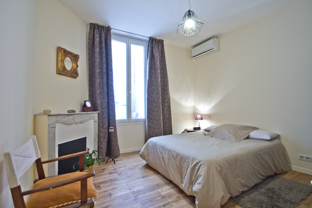 Renovated two bedroom apartment in Cannes Centre