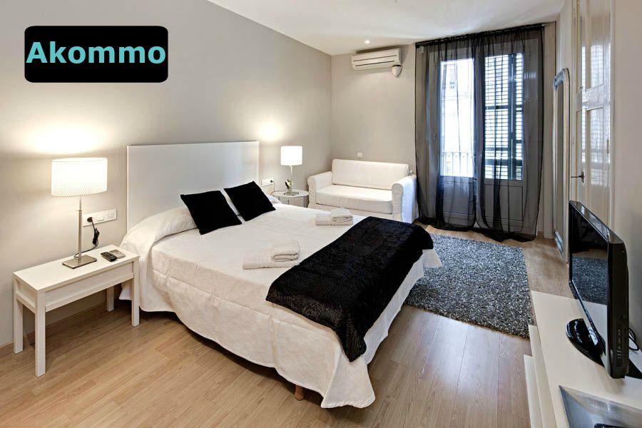 Superb two bedroom apartment near Casa Batlló