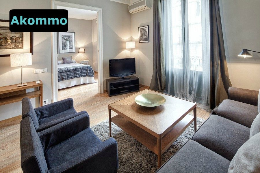 Stunning 2 bedroom apartment in the Eixample