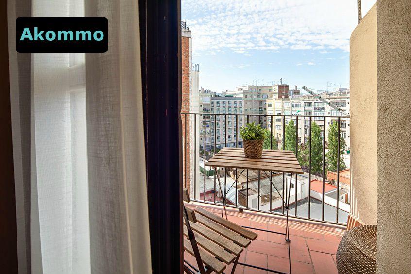 Nice two bedroom in Barcelona city center