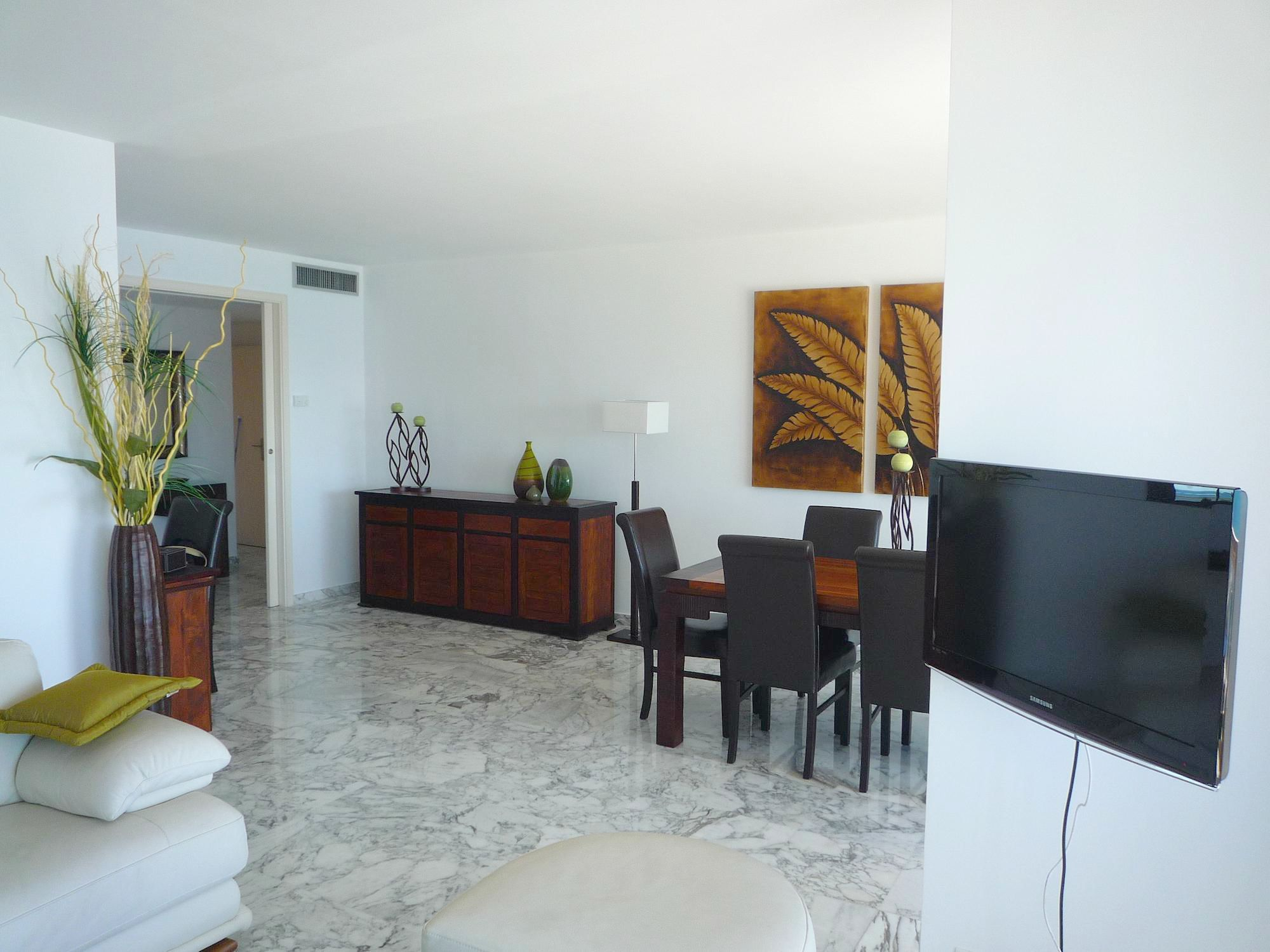 Beautiful three bedroom apartment on the Croisette