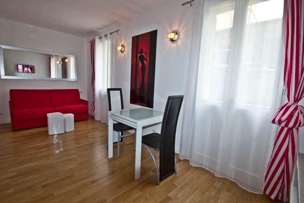 Studio apartment near the Palais des Festivals