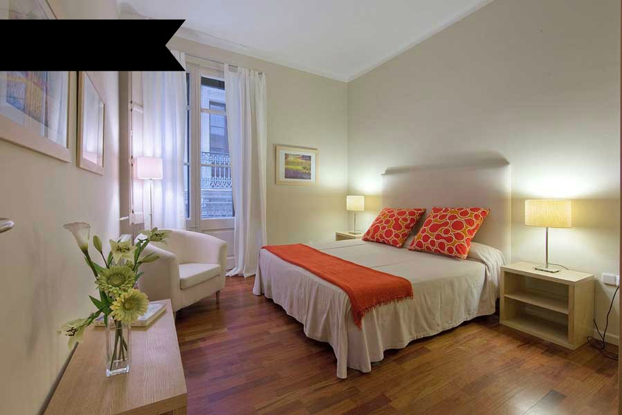Beautiful three bedroom apartment in Barcelona center