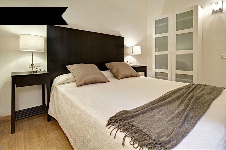 Three bedroom apartment in center of Barcelona