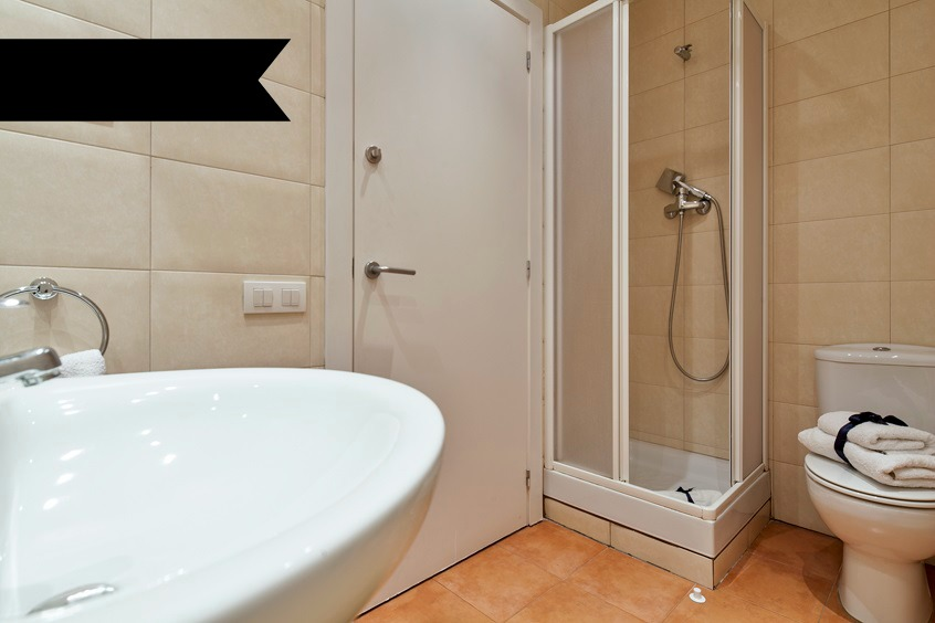 Great three bedrooms in the center of Barcelona
