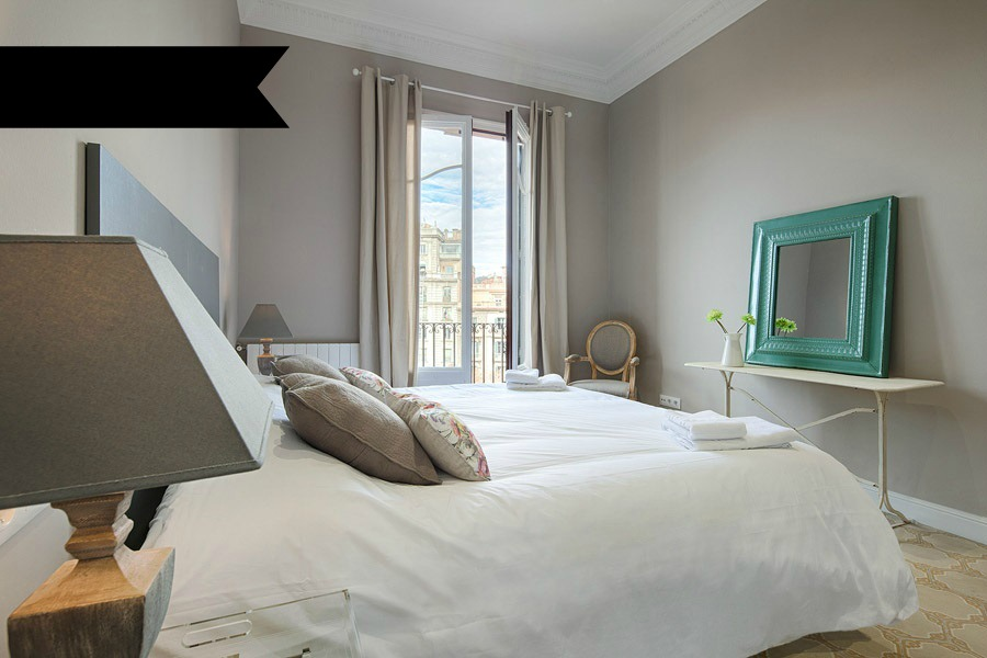 Fabulous five bedroom apartment in Barcelona center
