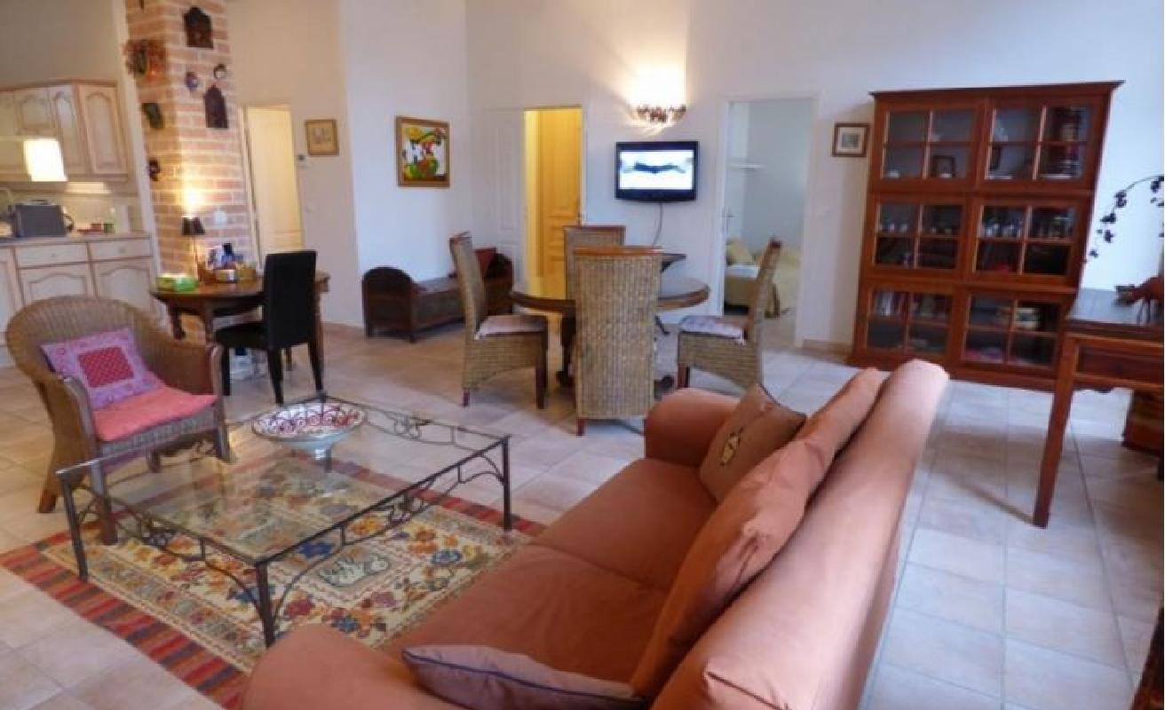 Fantastic three bedroom apartment in Cannes