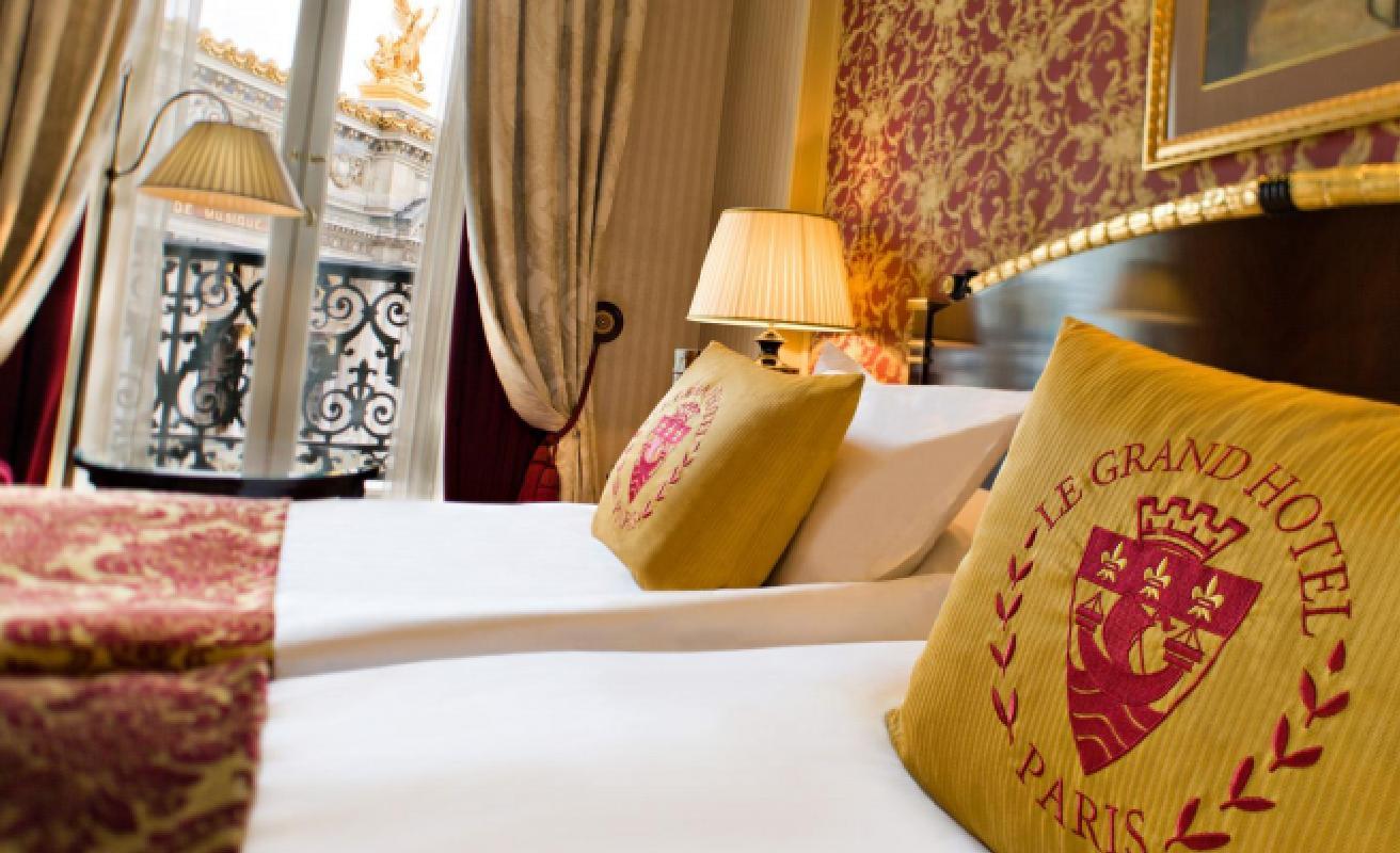 Intercontinental Hotel Paris