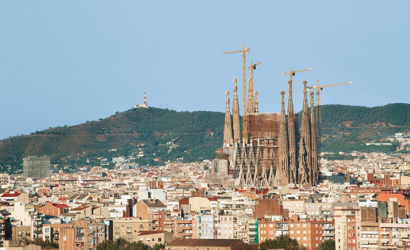 Four Points Hotel By Sheraton Barcelona Diagonal