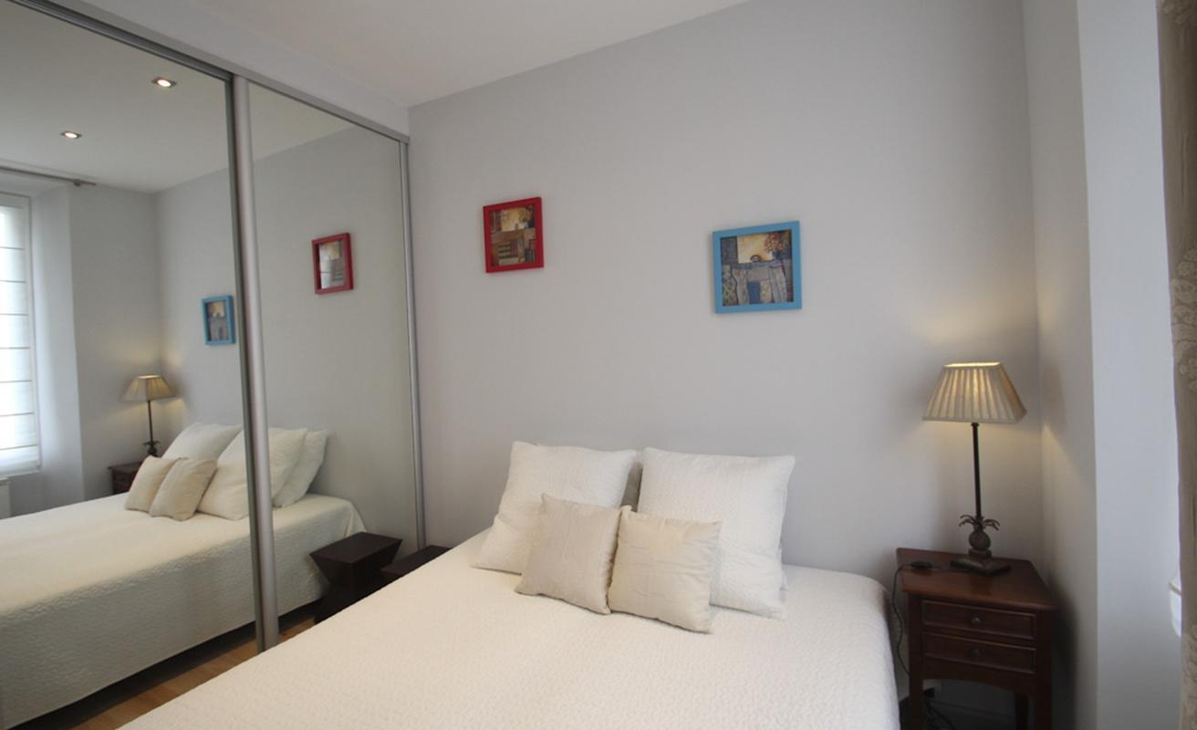 Beautiful 2 bedroom apartment on rue Foch