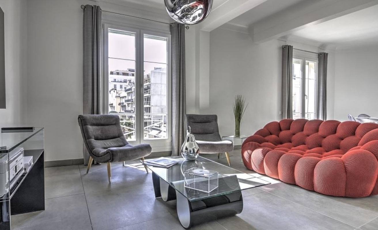 Incredible Central Cannes Four Bedroom