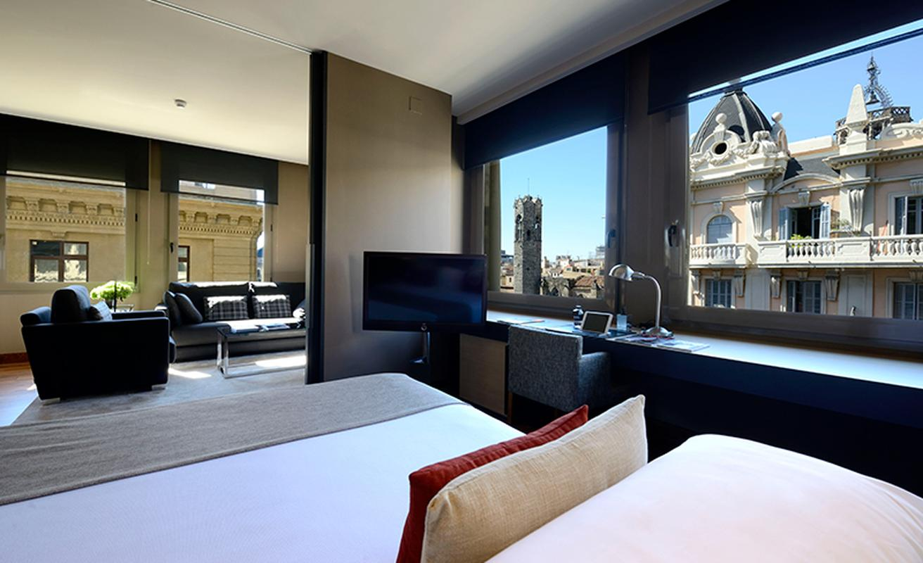 Central Five Star Hotel in Barcelona